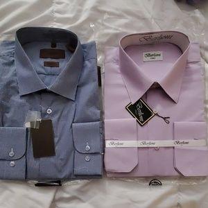 LOT - Mens Dress Shirts